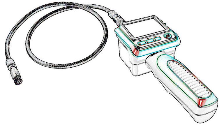 borescope camera